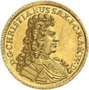 2 ducat Christian – avers