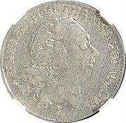 1/24 thaler - Friedrich III – avers