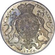 1 Thaler - Friedrich III – revers