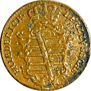 3 Pfennig - Friedrich III – avers