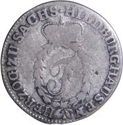 6 Kreuzer - Friedrich I – avers
