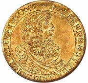 5 ducat Bernhard II – avers