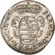 1 Groschen - Bernhard II – avers
