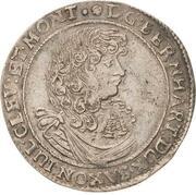 ⅓ Thaler - Bernhard II – avers