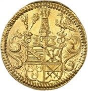 2 ducat Julius Franz – revers