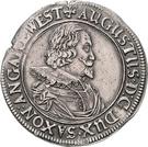 1 Thaler - August II. – avers