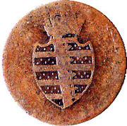 ¼ kreuzer Bernhard II – avers