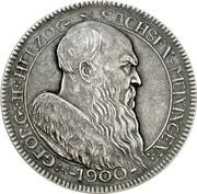 5 Mark - Georg II. – avers