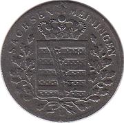1 kreuzer Bernhard II. – avers