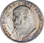 2 Mark - Georg II – avers