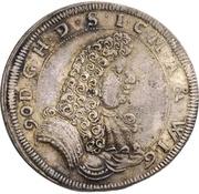⅔ Thaler - Heinrich III. – avers