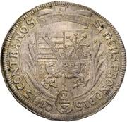 ⅔ Thaler - Heinrich III. – revers
