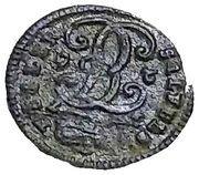 1 heller Johann Ernst VIII – avers