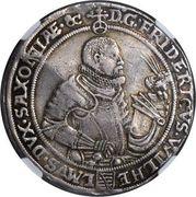 1 reichsthaler Friedrich Wilhelm I & Johann III – avers