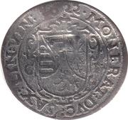 1 groschen Johann Ernst et ses 6 frères – avers