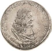 1 thaler Wilhelm IV (Chateau de Wilhelmsburg) – avers