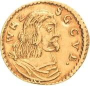 ¼ ducat Wilhelm IV – avers