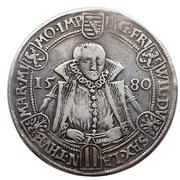 1 thaler Friedrich Wilhelm & Johann – avers