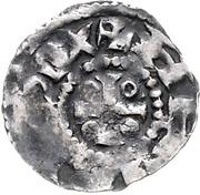 1 Denar - Heinrich der Löwe – revers