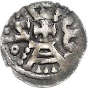 1 Pfennig - Heinrich der Löwe – avers