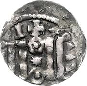 1 Pfennig - Heinrich der Löwe – revers
