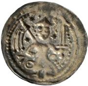 1 Brakteat - Konrad I. (Torgau) – revers