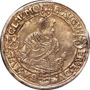½ thaler Johann Georg I – revers