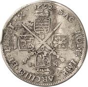 ⅙ Thaler - Johann Georg IV. – revers
