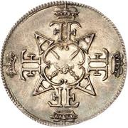 ¼ Thaler - Friedrich August I. (Huldigung) – avers