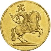 2 Ducat - Friedrich August I. (Coronation) – avers