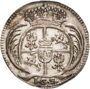 1/48 Thaler - Friedrich August I. – avers
