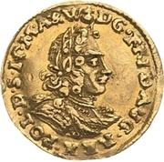 ¼ Ducat - Friedrich August I. – avers