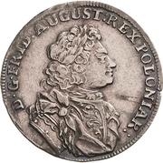 ⅓ Thaler - Friedrich August I. (Cosel-Drittel) – avers
