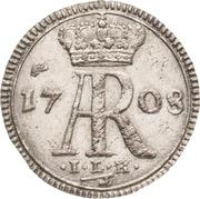 1 Dreier - Friedrich August I. – avers