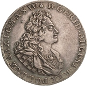 1 Thaler - Friedrich August I. – avers