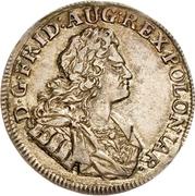 ⅙ Thaler - Friedrich August I. – avers