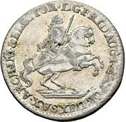 1 Groschen - Friedrich August II. (Vicariat) – avers