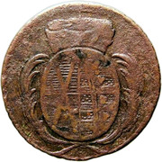 1 Pfennig - Friedrich August III – avers