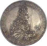 1 Thaler - Friedrich Augustus I – avers