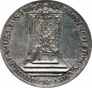 1 Thaler - Friedrich August II (vicariat) – revers