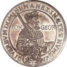 2 Thaler - Johann Georg I – avers