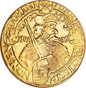 2 Ducat - Johann Georg I – revers