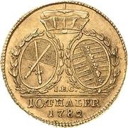 10 Thaler - Friedrich August III – revers