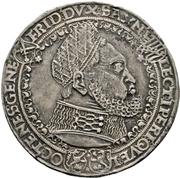 1 Guldengroschen - Friedrich III. – avers