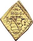 1 Ducat - Moritz (Siege coinage) – avers
