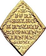 1 Ducat - Moritz (Siege coinage) – revers