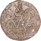 2 Thaler - Johann Georg II – avers