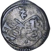 3 Pfennig (Dreier) - Georg – revers