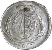 3 Pfennig - Friedrich August III – avers