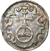 1 Dreier - Christian II, Johann Georg I and August – revers